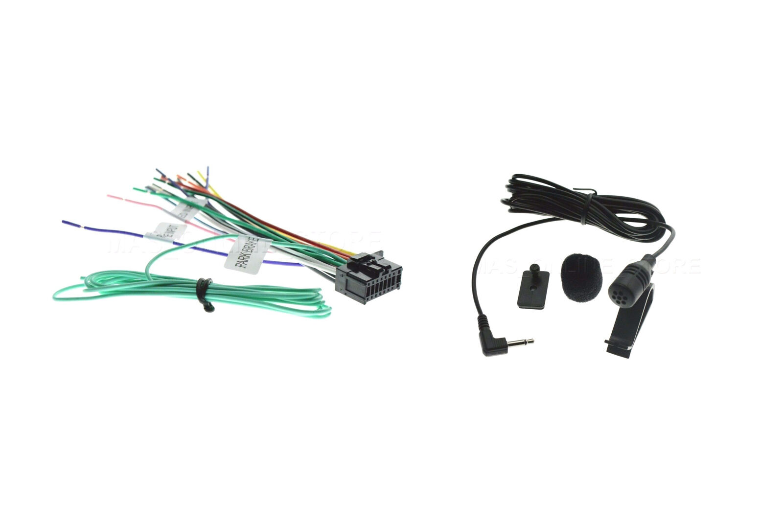 Wire Harness Mic For Pioneer Dxts4069bt Dxt S4069bt 2198 Kicker Bass Station Wiring 1 Of 3free Shipping