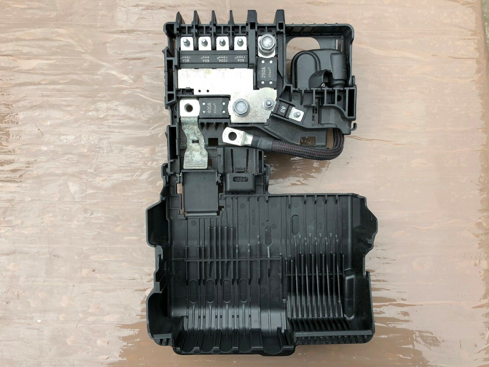 Vauxhall Corsa E 10 Turbo Battery Fuse Box 13491093 Bh 2015 On Astra Gsi 1 Of 3only Available