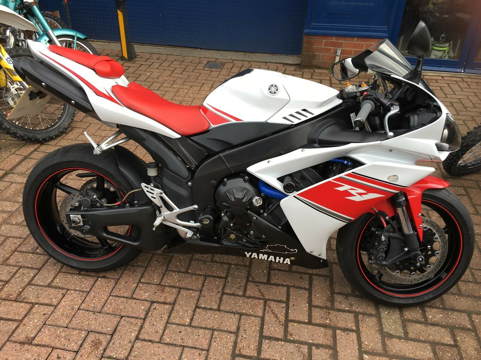 yamaha yzf r1 2007 road track bike for sale again 3 232 00 rh picclick co uk 2009 R1 2007 r1 owner's manual