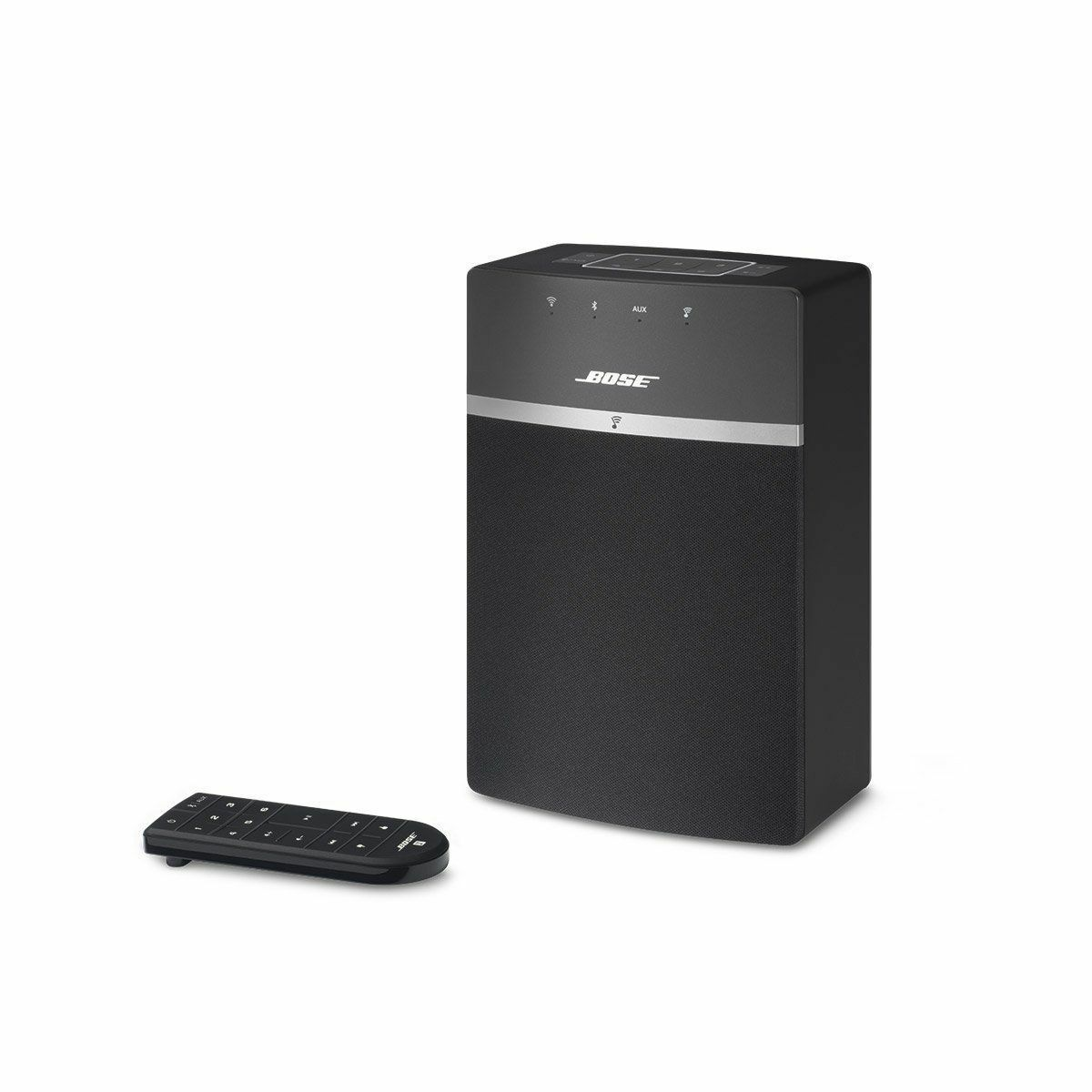 bose soundtouch 10 wireless music system black bluetooth. Black Bedroom Furniture Sets. Home Design Ideas