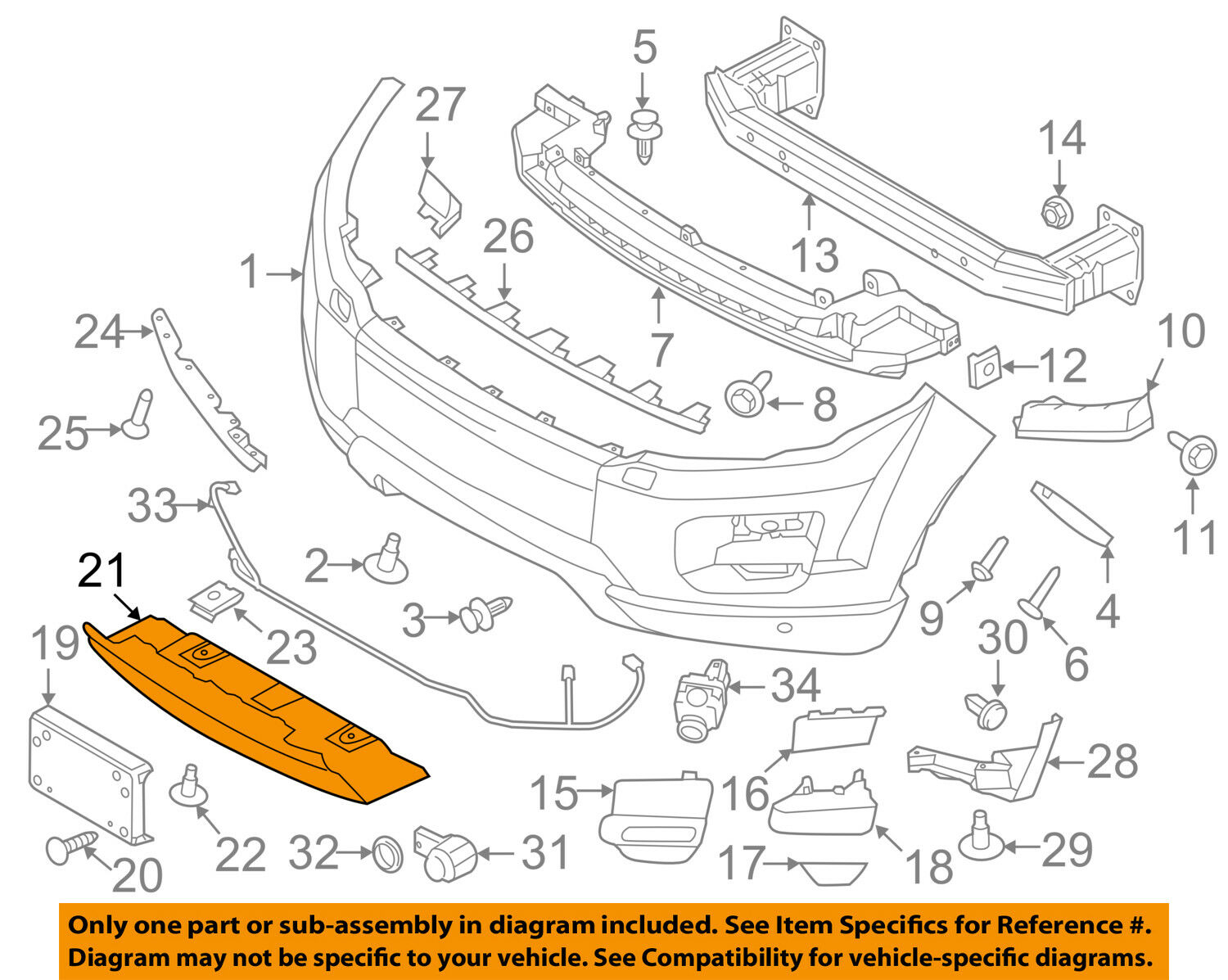 Land Rover Oem Range Evoque Front Bumper Tow Hook Eye Cover Wiring Diagrams 1 Of 2only 2 Available