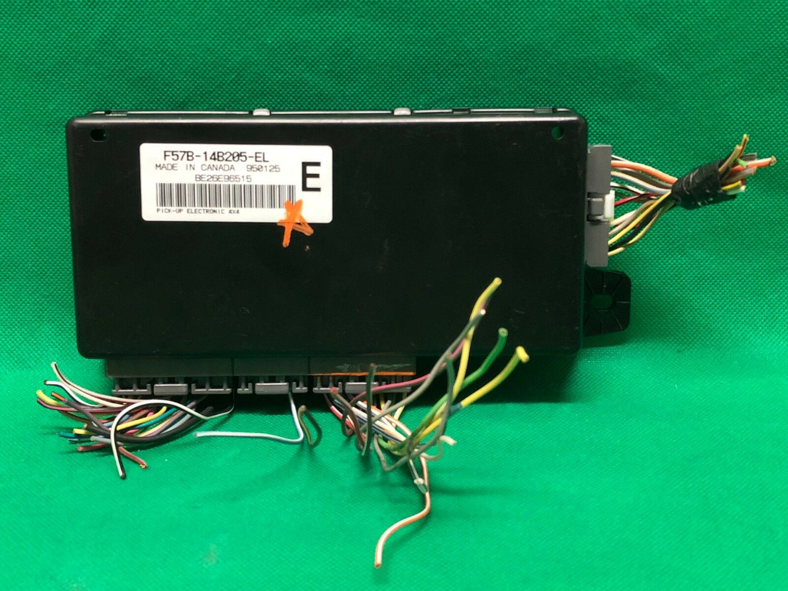 FORD Ranger B3000 4X4 GEM ELECTRONIC MULTIFUNCTION CONTROL Module  F57B-14B205-EL 1 of 12Only 1 available See More