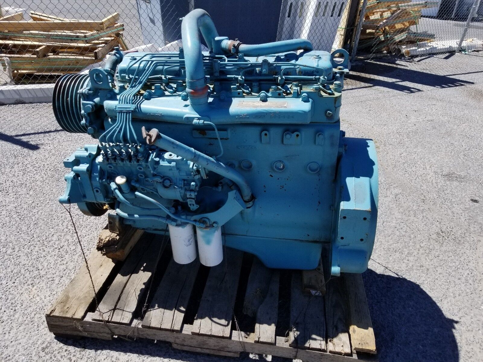 International DT-468 Diesel Engine 1 of 12Only 1 available ...