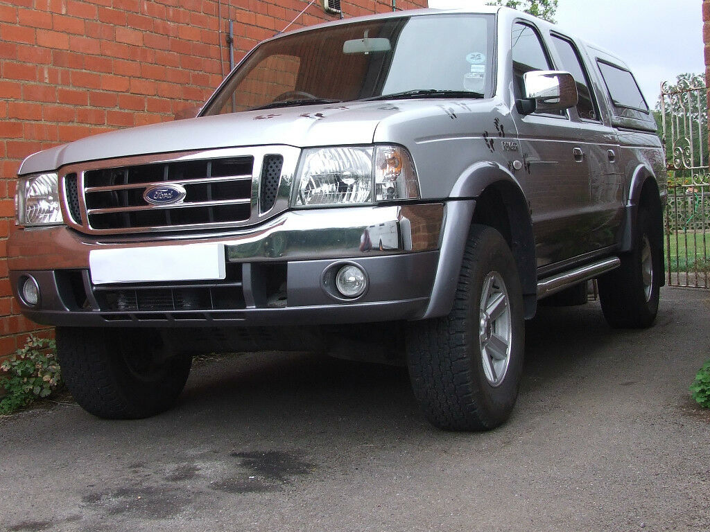 Ford Ranger / Mazda B2500 Official Workshop Manual 1 of 8FREE Shipping ...