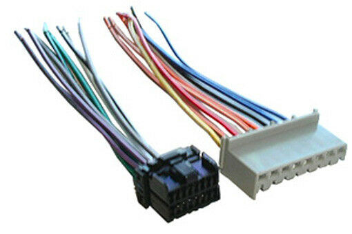 Ford Factory Stereo Radio Wiring Harness 19961997 Wh231 239 Rhpicclick: Ford Factory Radio Wiring At Gmaili.net