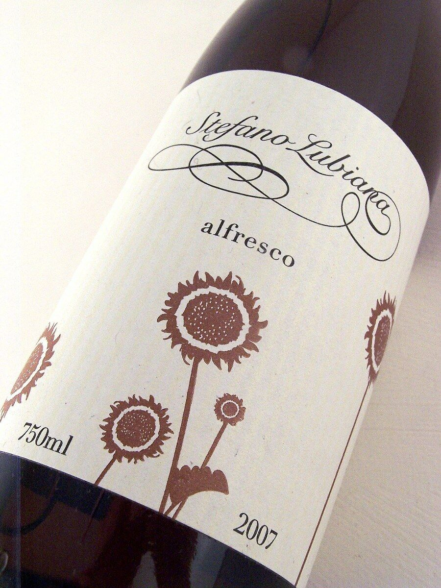 2007 STEFANO LUBIANA Alfresco Isle of Wine
