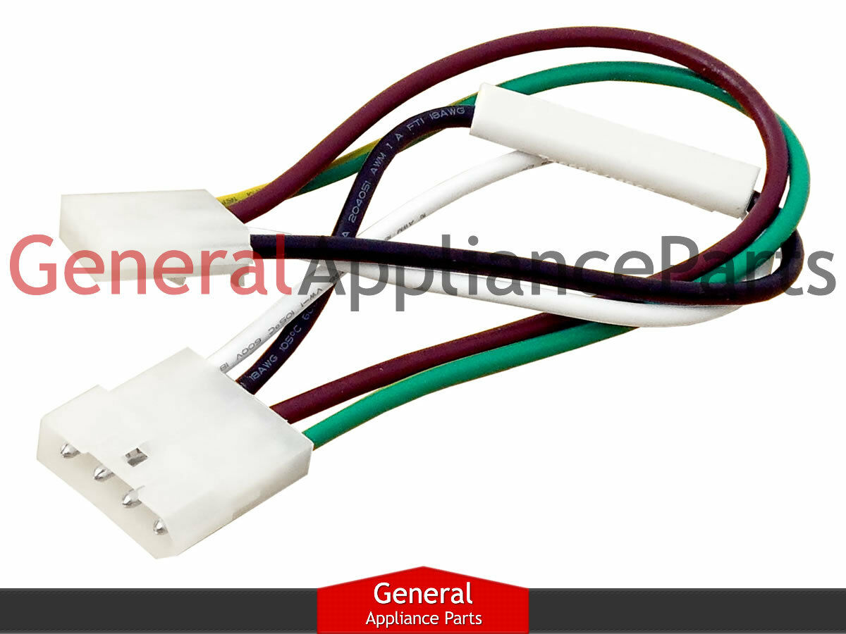 KitchenAid Roper Estate Refrigerator Icemaker Wire Harness 628256 628171  627840 1 of 1FREE Shipping ...