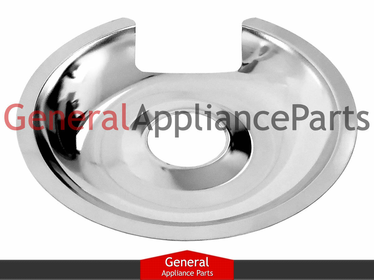 how to clean electric range drip pans