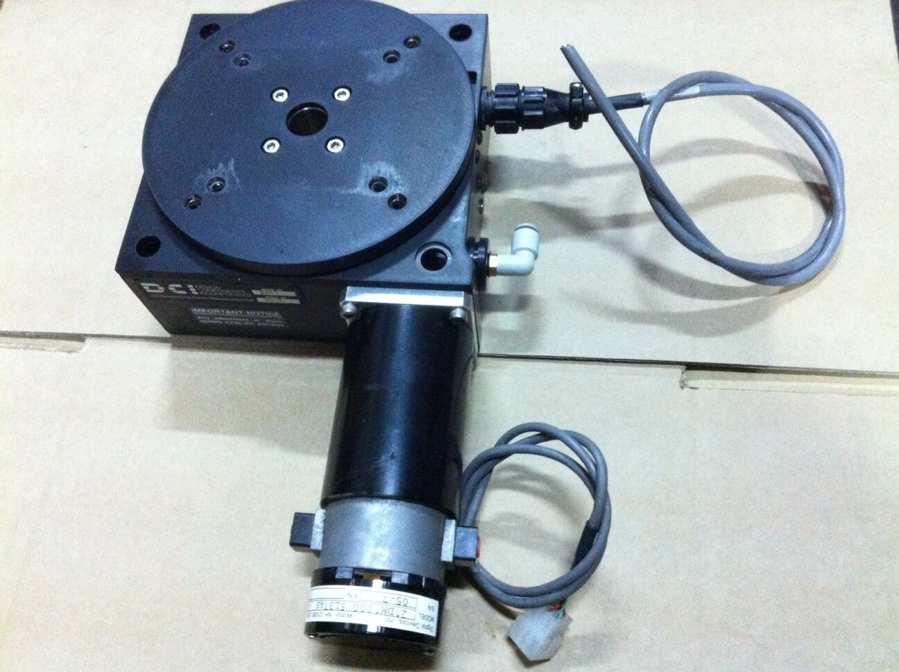 Dci Design Components Incorporated 6r45 Motorized Rotary