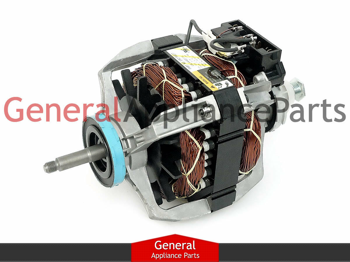 Whirlpool Kenmore Dryer Motor 690870 691227 694051 695074 695075 Centrifugal Switch On Manual Maytag Belt Diagram 695089 695925 1 Of See More