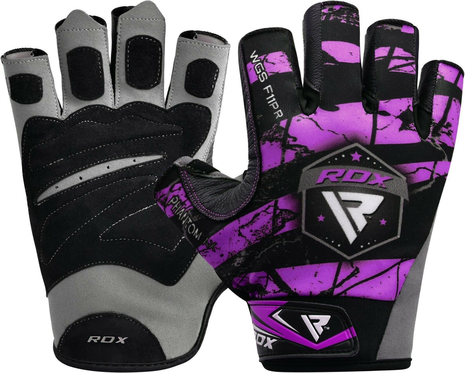 Rdx Weight Lifting Gloves Training Bodybuilding Gym Power: RDX LADIES WEIGHT Lifting Gloves Women Fitness Yoga Gym