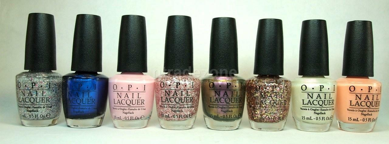 OPI NAIL POLISH Lacquer Disney Muppets Most Wanted Collection ...