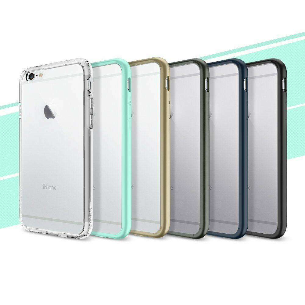 Spigen Ultra Hybrid Cover Case For Iphone 6 799 Picclick Uk Xr Full Protector Thin Fit 360 Free Glass Casing 1 Of 1free Shipping