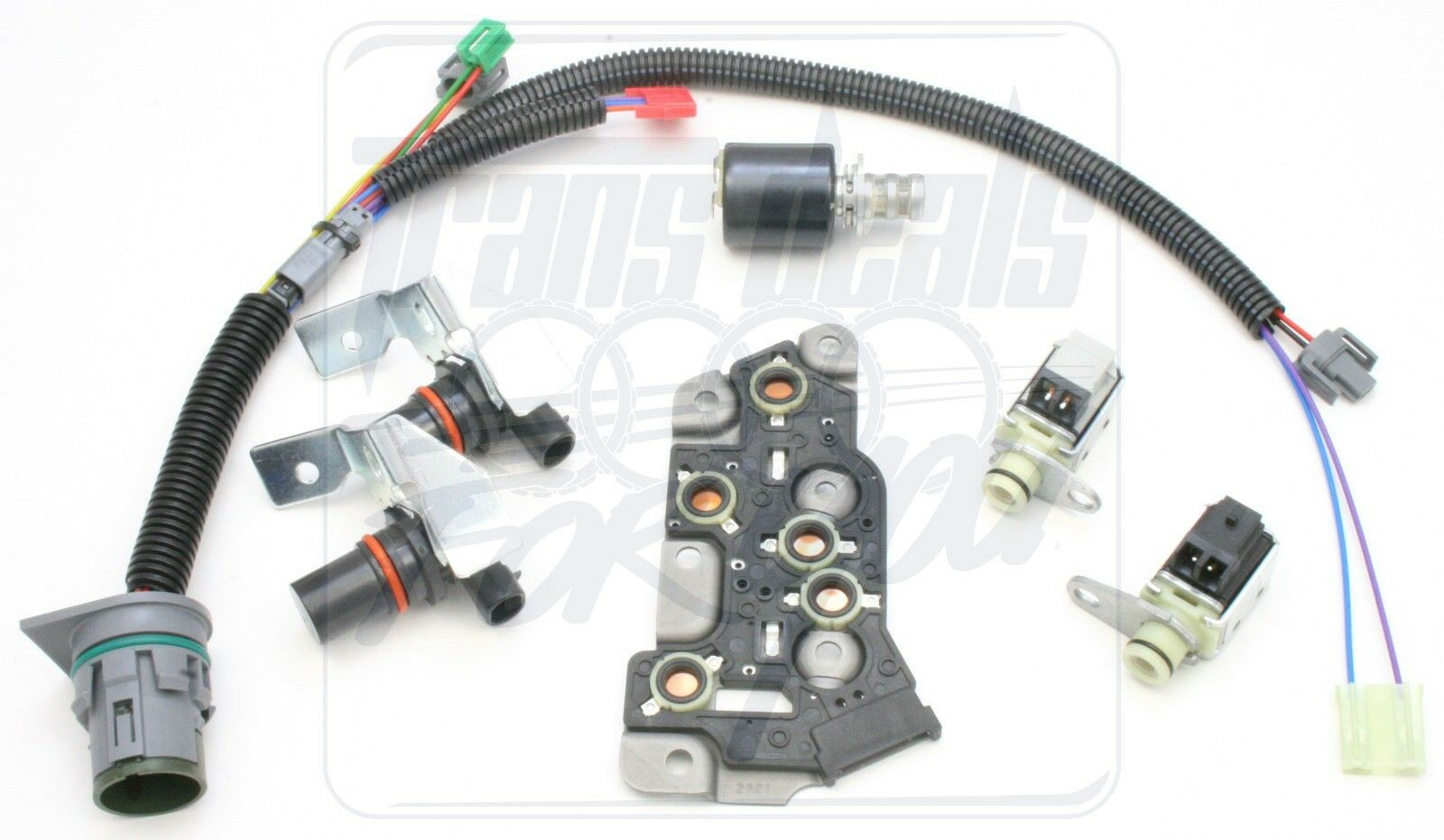 chevy 4l80e gm solenoid electical kit epc shift manifold