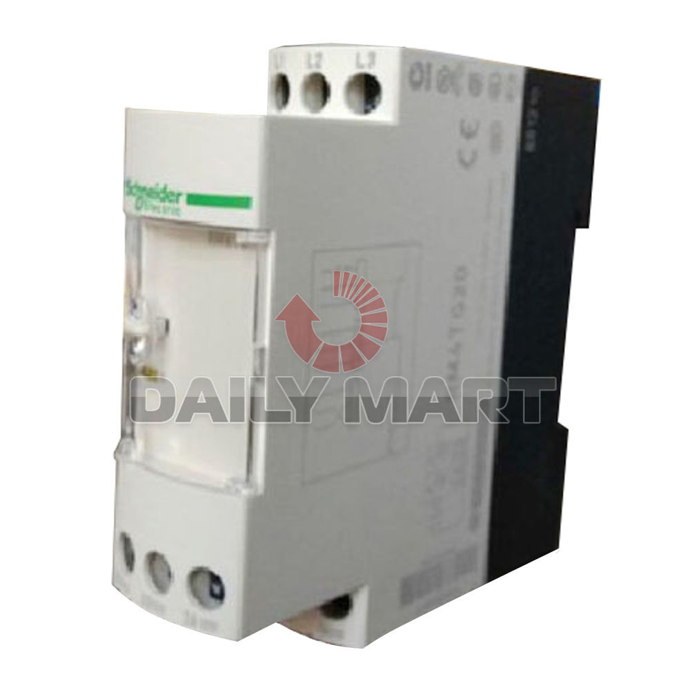 Schneider Telemecanique 3 Phase Voltage Monitoring Relay Rm4tg20 Rm4 Under Current Tg20 New 1 Of 2free Shipping