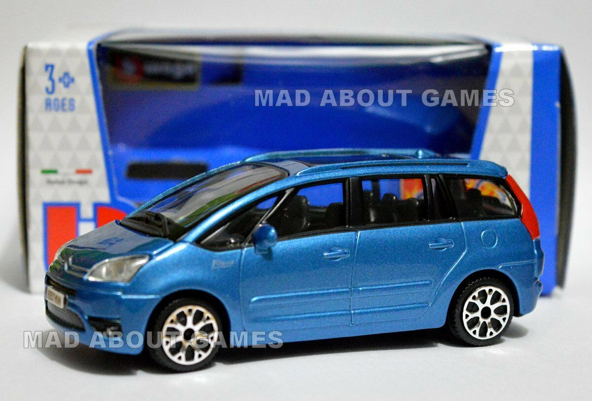 citroen c4 picasso 1 43 car new model diecast models cars. Black Bedroom Furniture Sets. Home Design Ideas