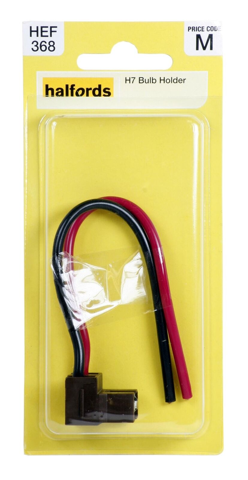 Halfords Hef368 H7 Bulb Holder Socket Connecting Wire Headlight Amplifier Wiring Kit 1 Of See More