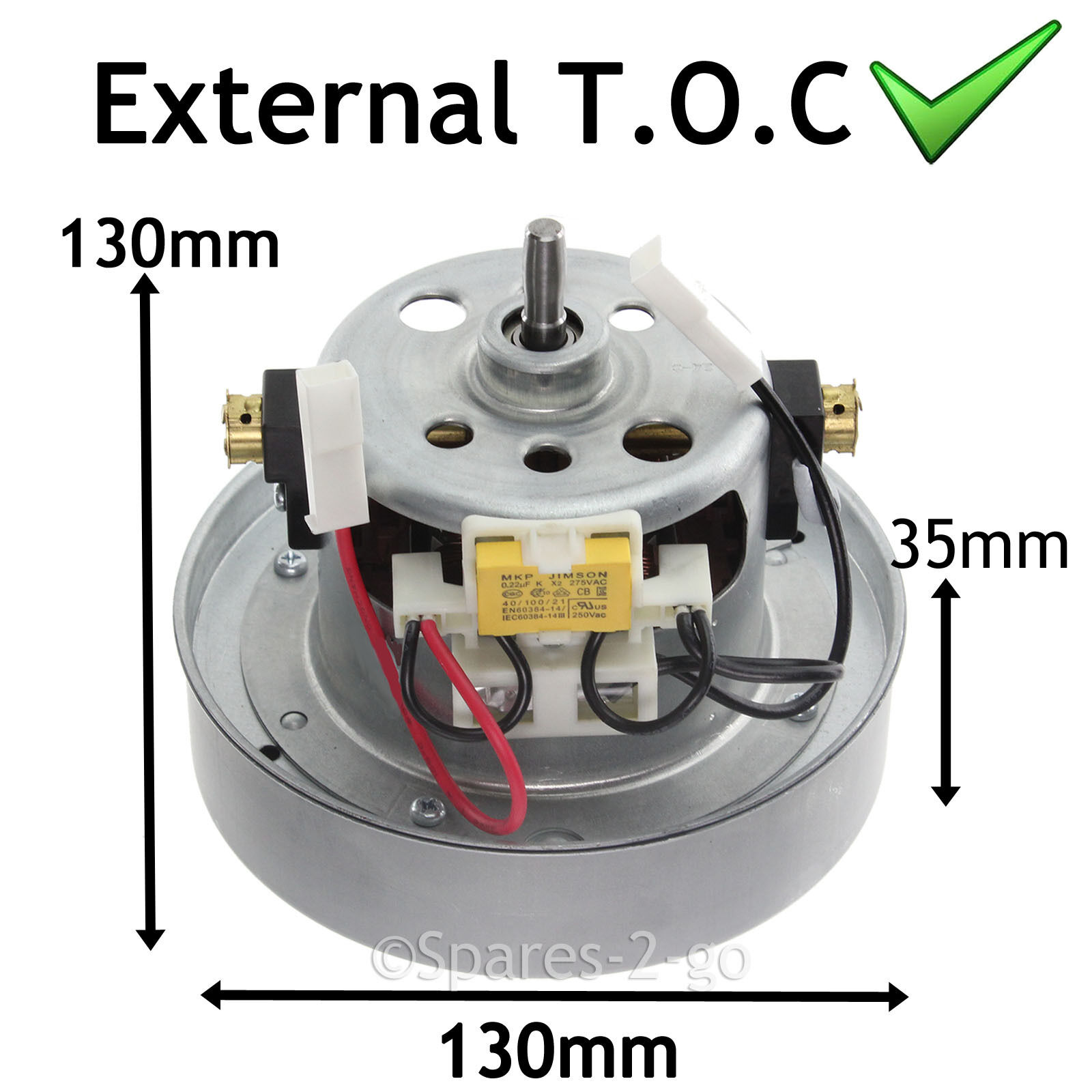 Ydk yv2200 type motor unit for dyson dc27 dc33 vacuum for Dyson motor replacement cost