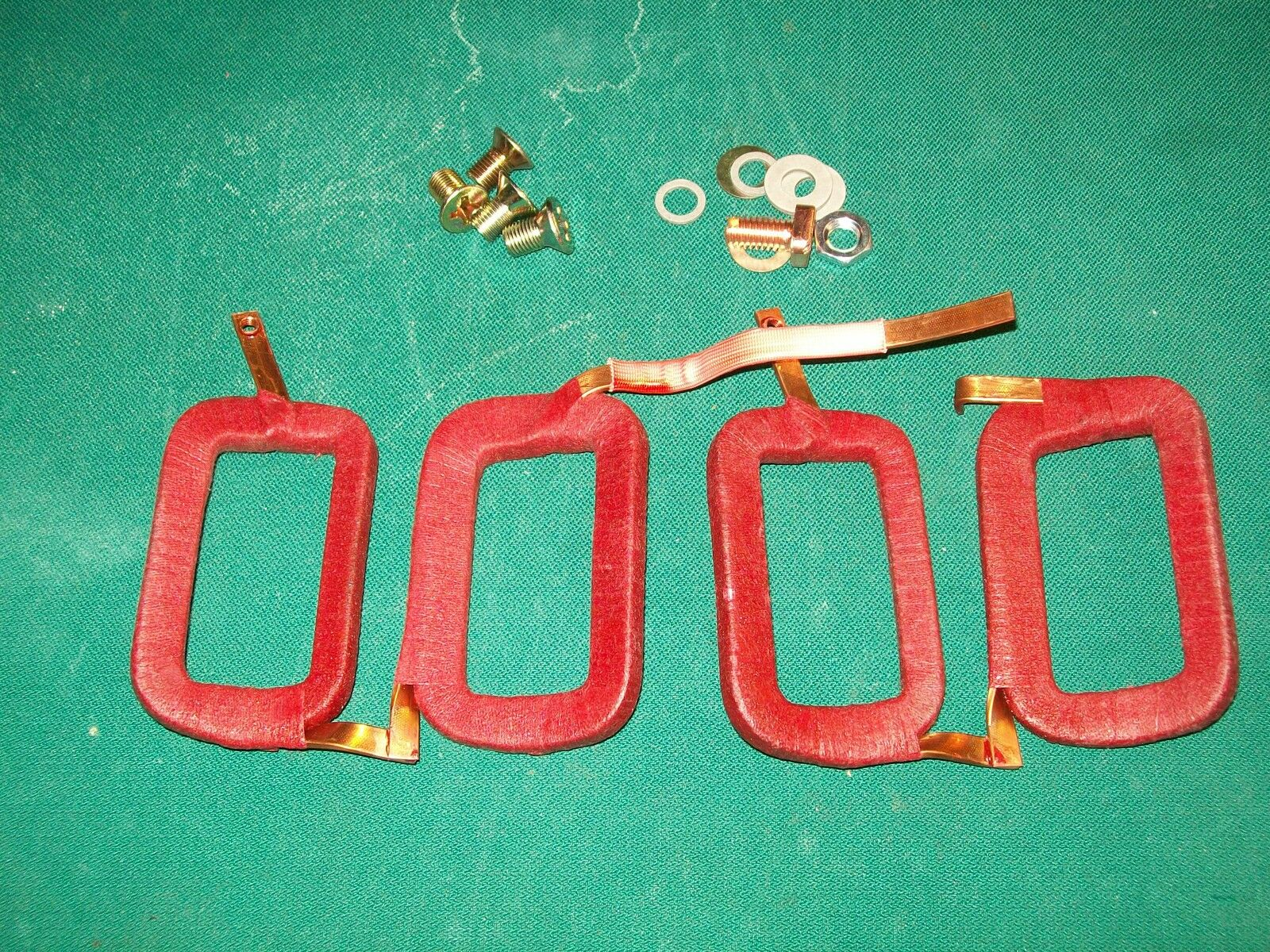 DELCO STARTER FIELD Coil set Allis Chalmers WD WD45 6 Volt Contact ...