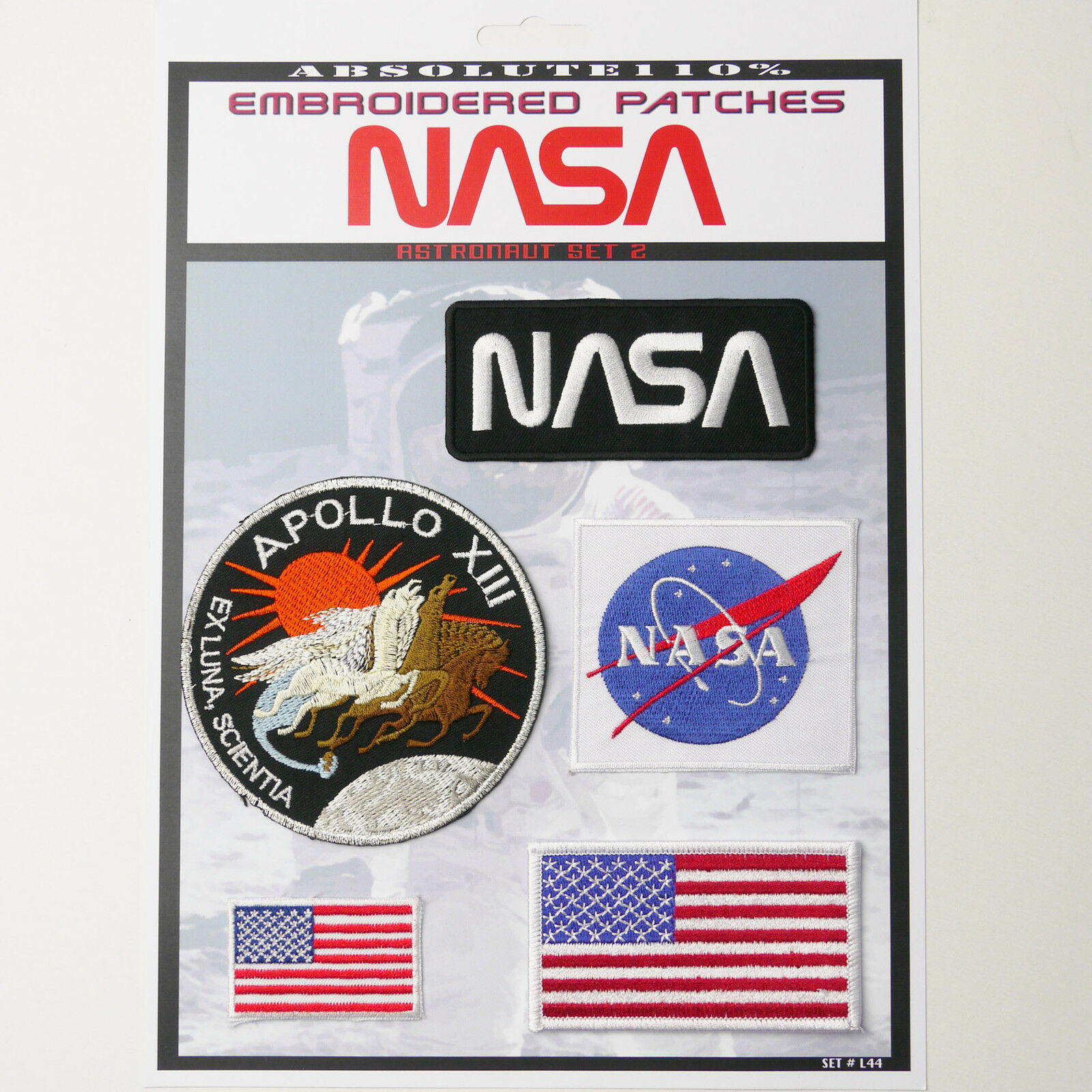 nasa patches on sleeve - photo #25