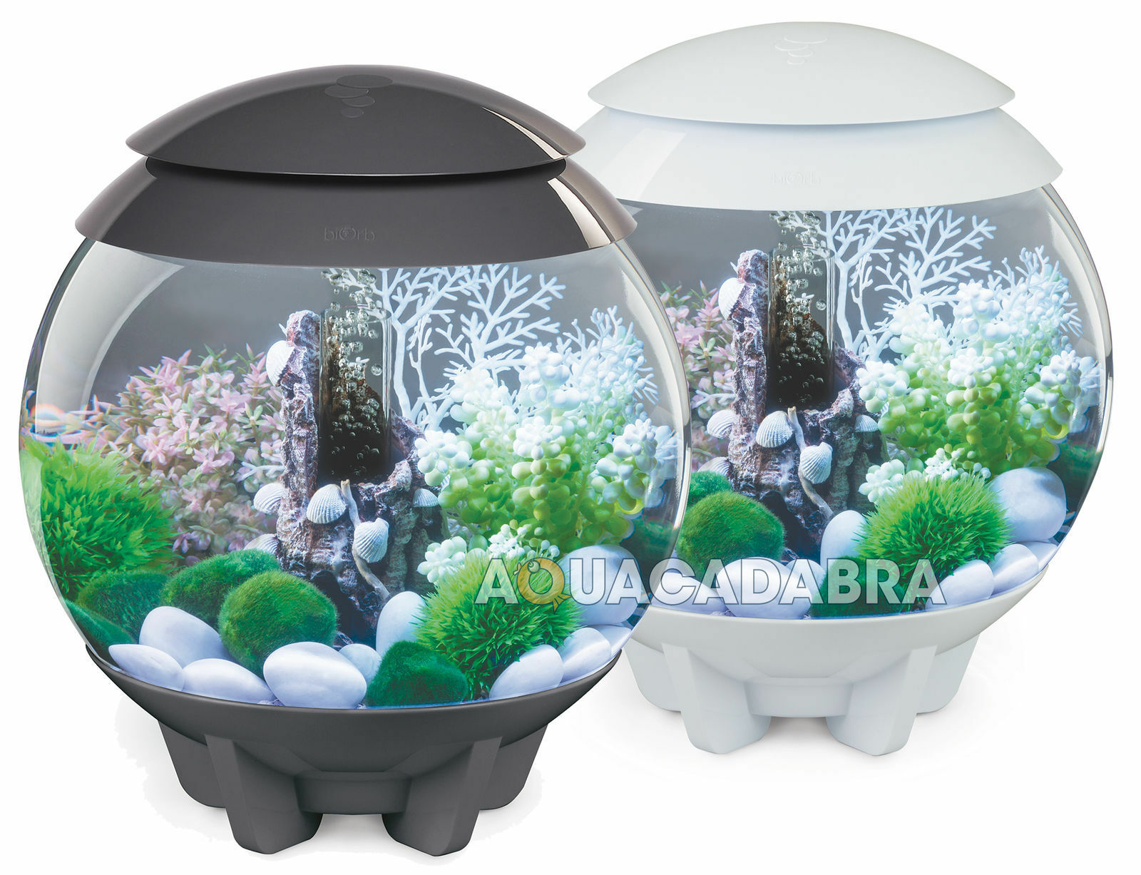 Oase Biorb 15L Halo Multi Colour Remote Led Mcr Bowl Fish Tank Coldwater Kit