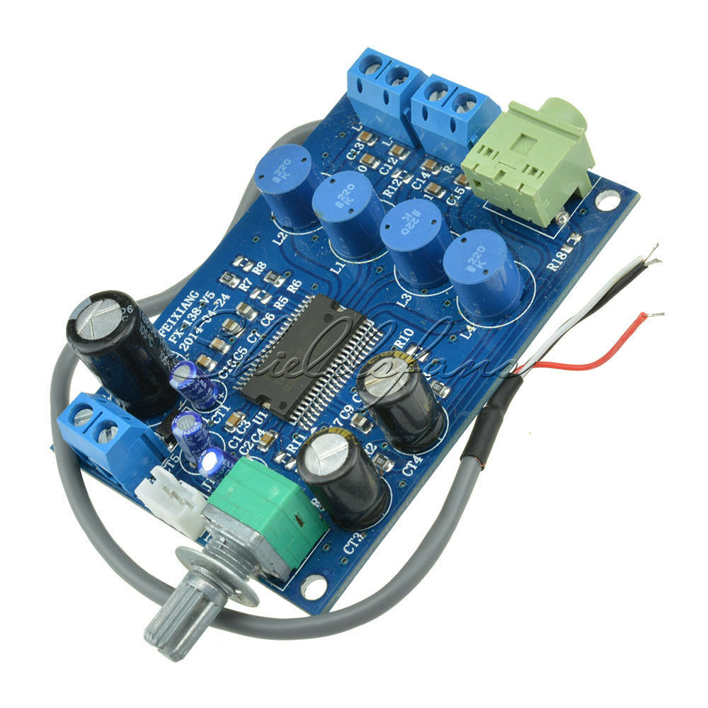 Yda138 E Yamaha 10w Dual Channel Digital Audio Amplifier Board 12w 1 Of 6only 5 Available