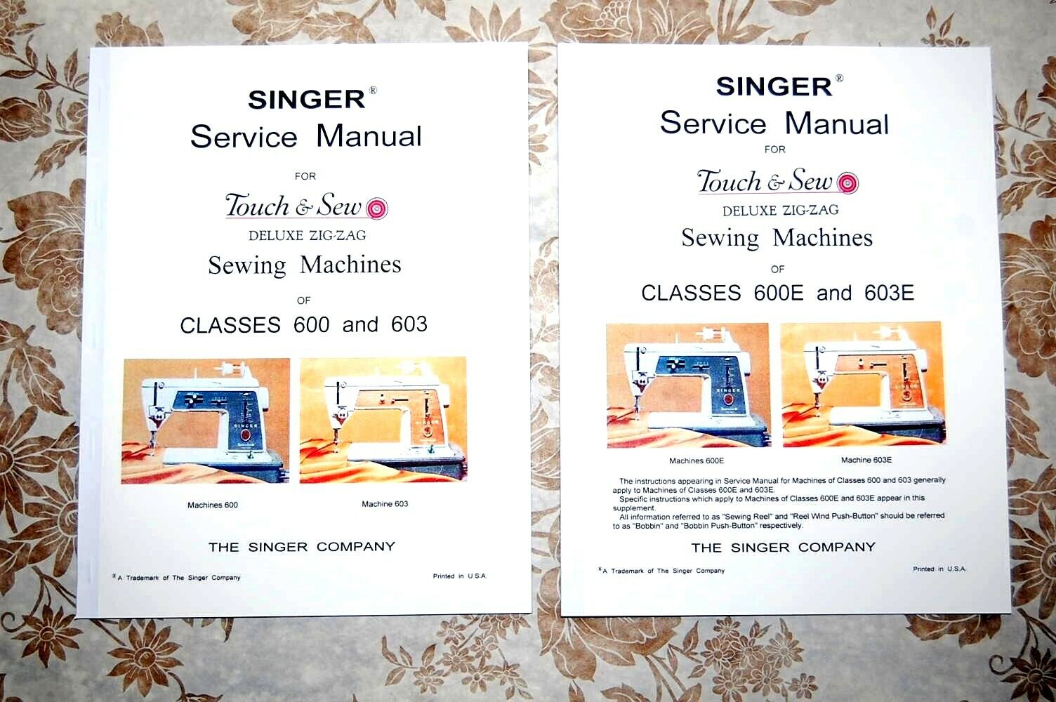 Library Of Service Manuals For Singer Sewing Machines Classes 600 Machine Wiring Diagram 1 See More