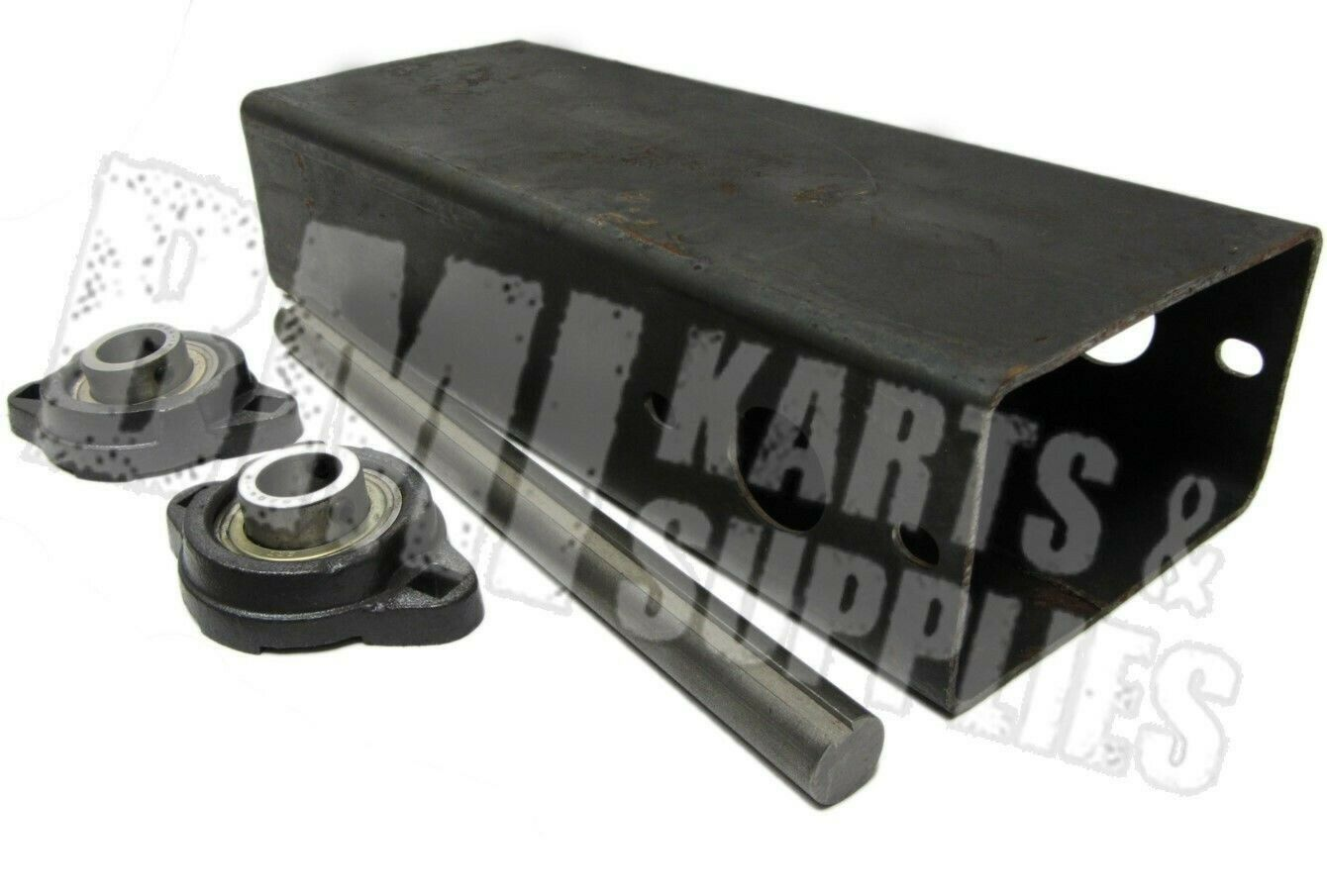 Motor Mount Plate With Jackshaft And Bearings For Go Kart Carts Comet Torque Converter Off Road Gear Parts Supplies