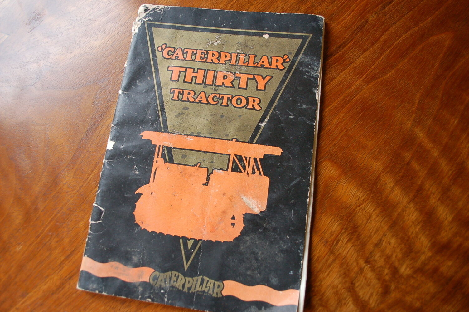 HOLT Caterpillar THIRTY Crawler Sales Brochure Manual 30 dozer tractor  vintage 1 of 8Only 1 available HOLT Caterpillar ...