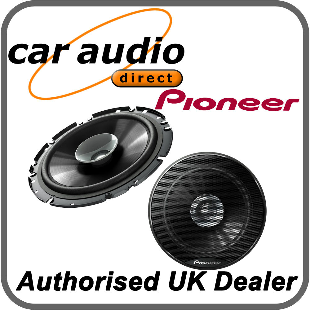 Pioneer Ts G1731i 17cm 230w 2 Way Dual Cone Car Speakers