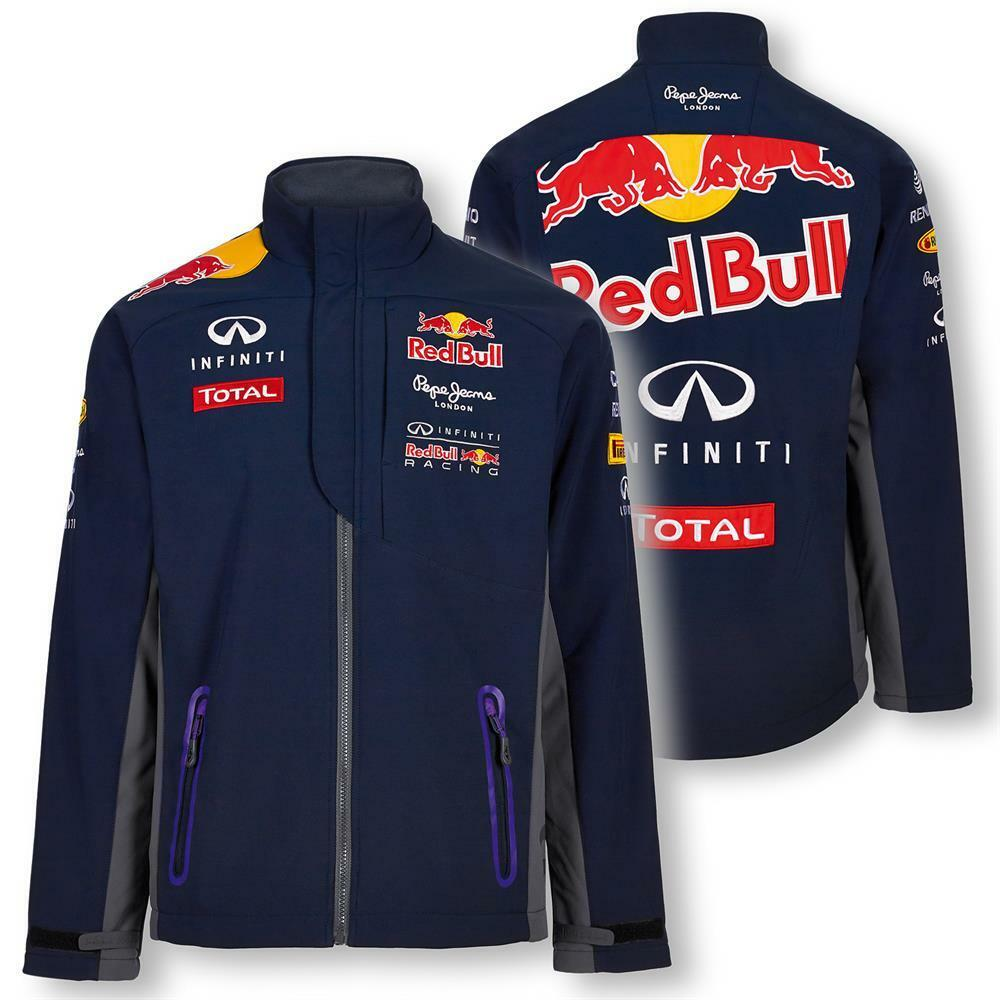 pepe jeans red bull racing official teamline f1 veste softshell homme eur 59 99 picclick fr. Black Bedroom Furniture Sets. Home Design Ideas