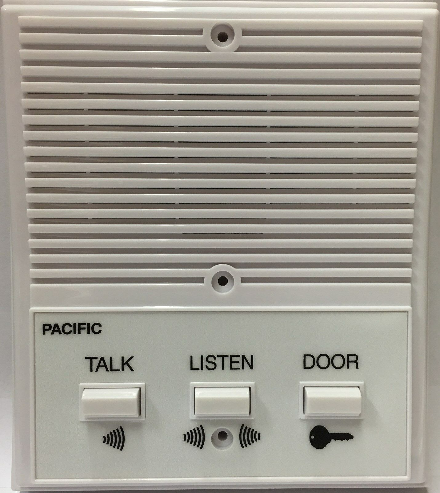 PACIFIC ELECTRONICS APARTMENT Intercom Station 3406 universal 5/6 ...