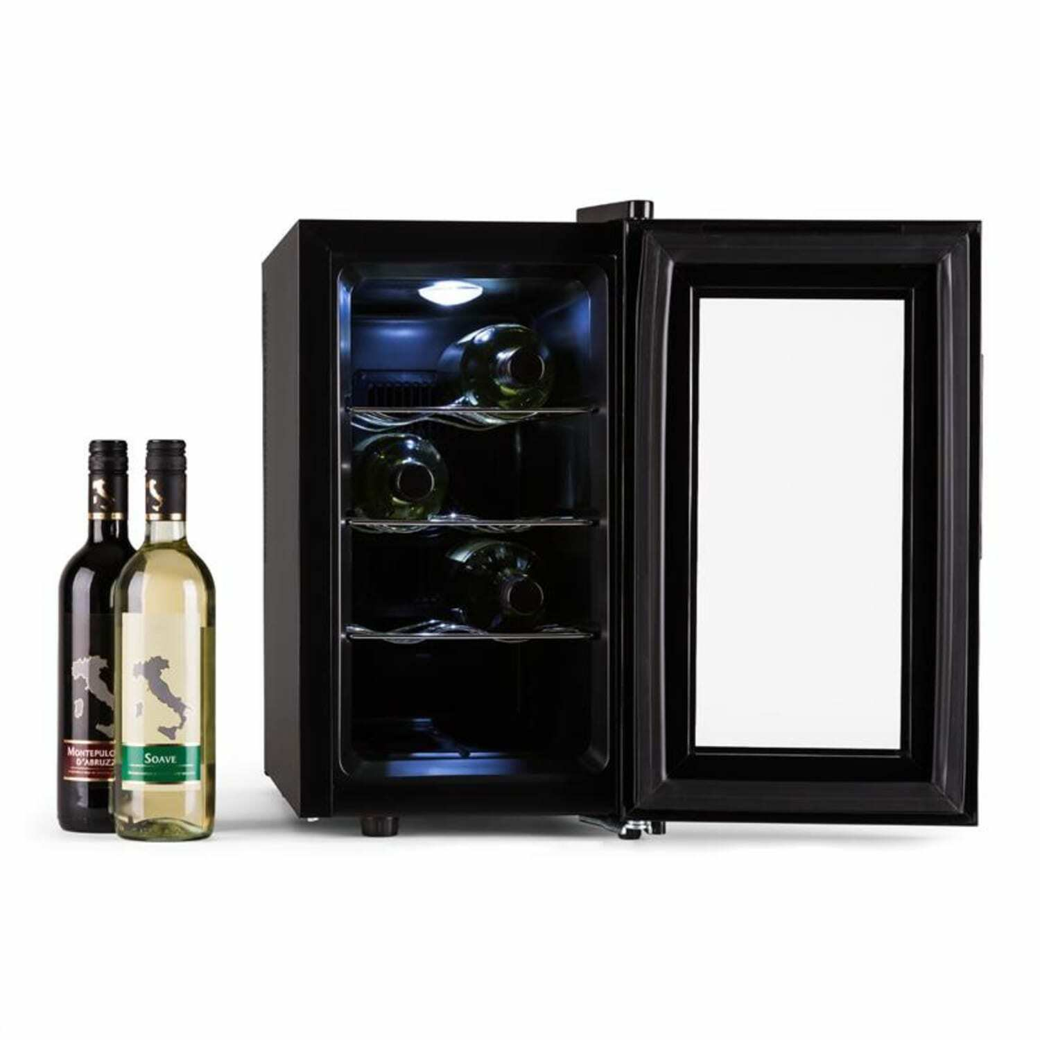cantinetta frigo vino enoteca cantina portabottiglie 3. Black Bedroom Furniture Sets. Home Design Ideas