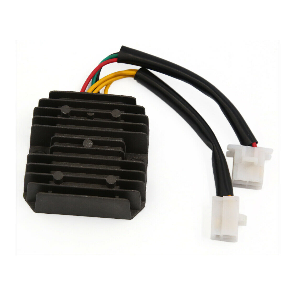 6 Pin Motorcycle Voltage Wiring Regulator Rectifier For Honda Ch125 1 Of 3free Shipping See More