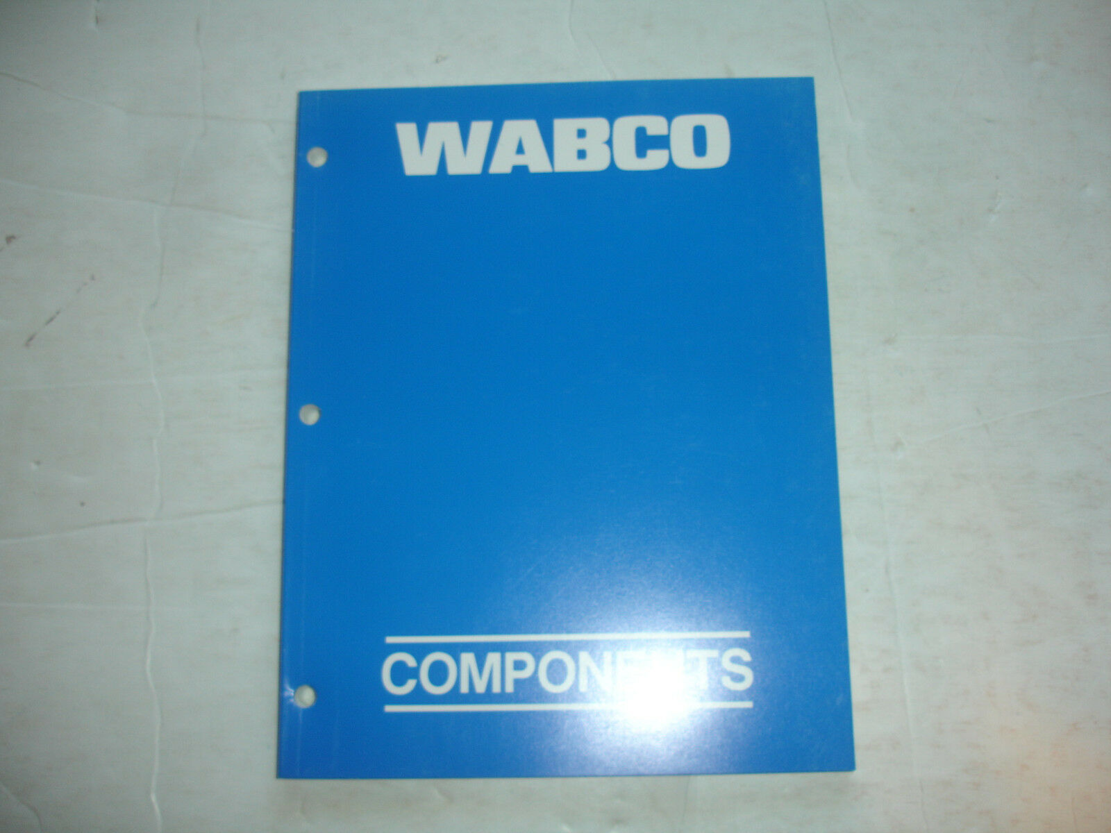 New Brake Air Clutch Wabco Components Manual Shop Service Mack Wiring Diagram Trucks Mid Liner 1 Of 5only Available