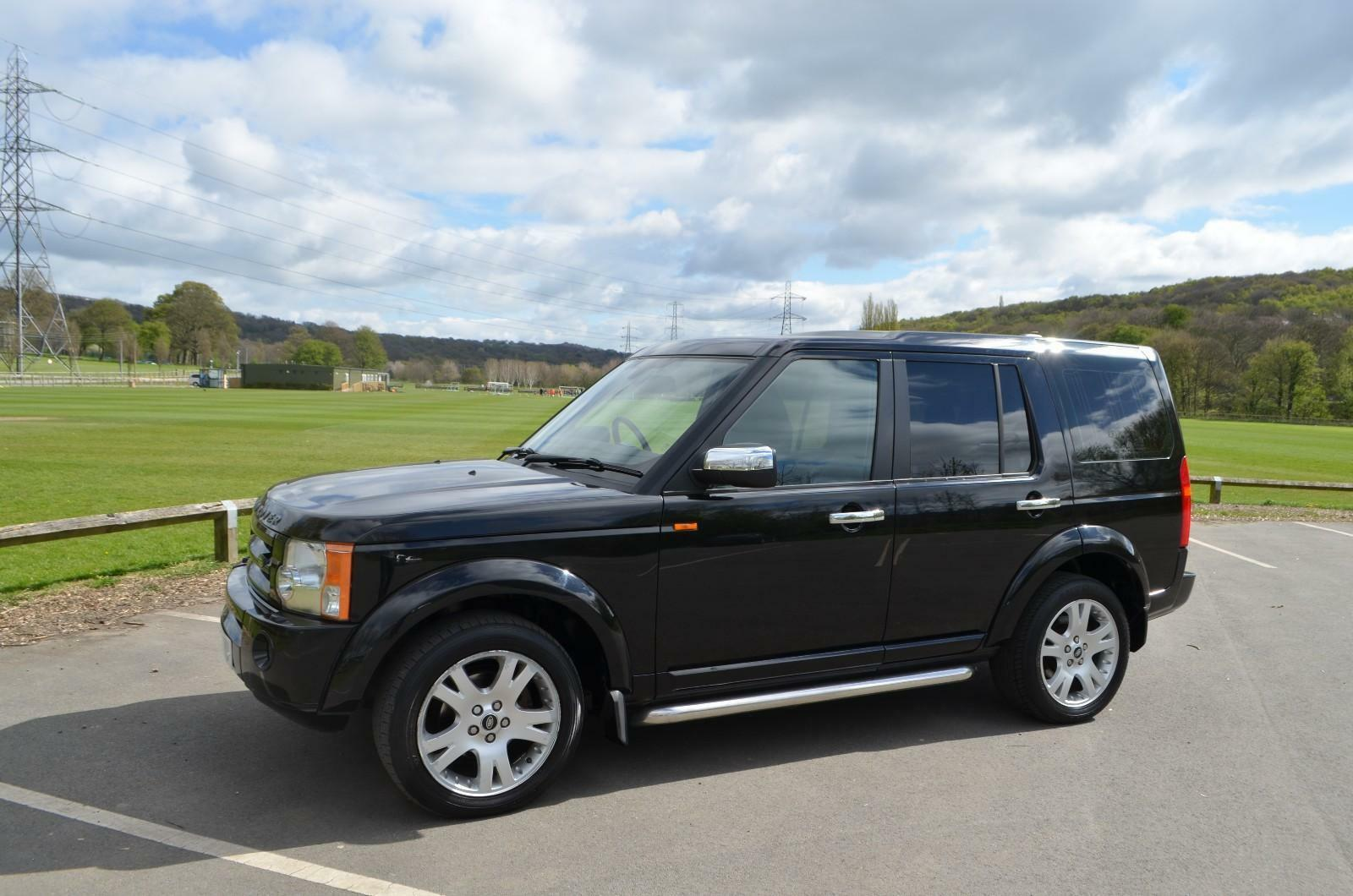 land rover discovery 3 2 7 tdv6 s 2005 55 plate 8 picclick uk. Black Bedroom Furniture Sets. Home Design Ideas