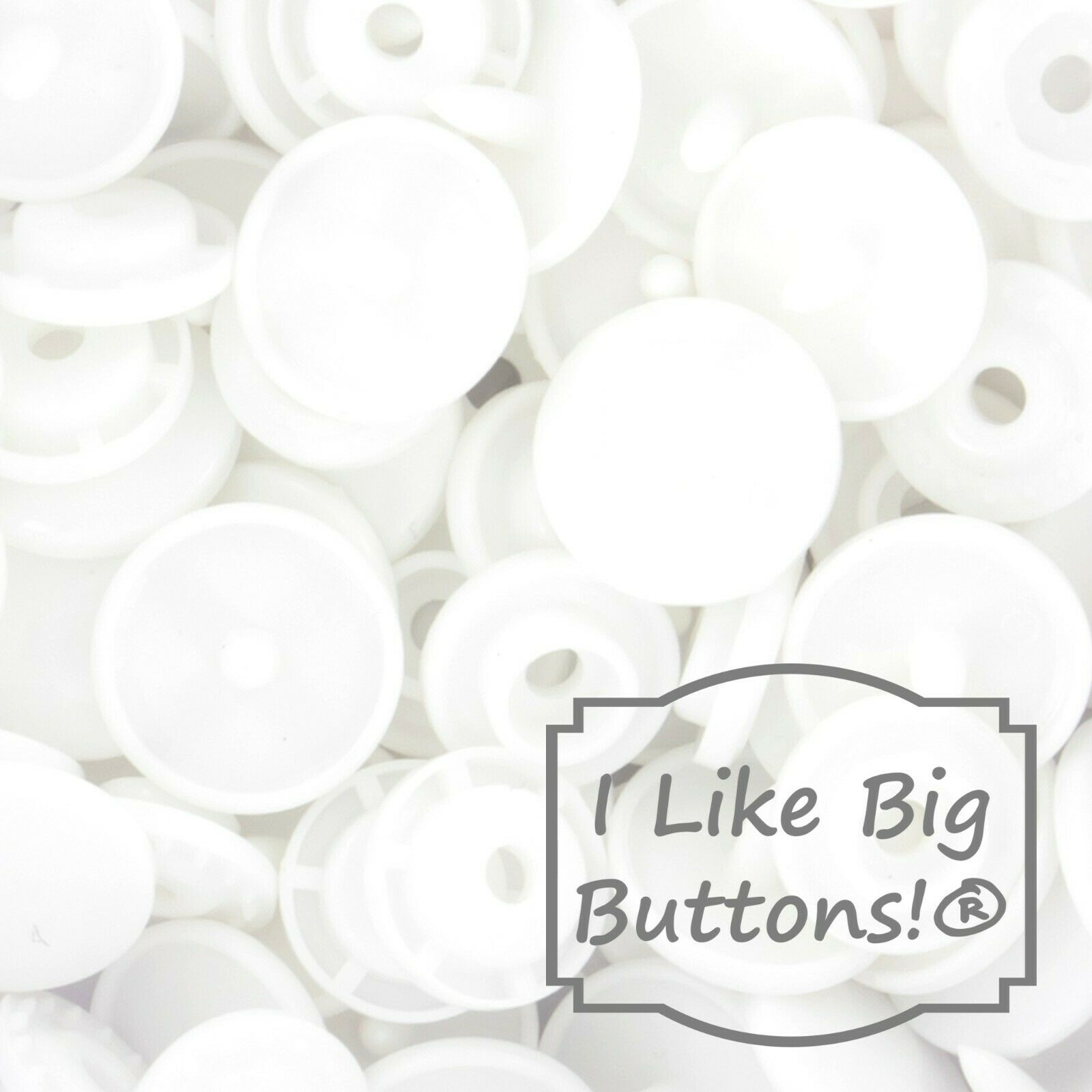 50 Kam Plasticresin Snaps For Cloth Diapersbaby Bibsbumgenius