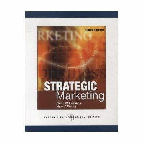 david w cravens and nigel f piercy strategic marketing Strategic marketing 9e by david w cravens 315 0 results you may also like  items in search results  by david w cravens nigel f piercy | hc | verygood s$ 628.