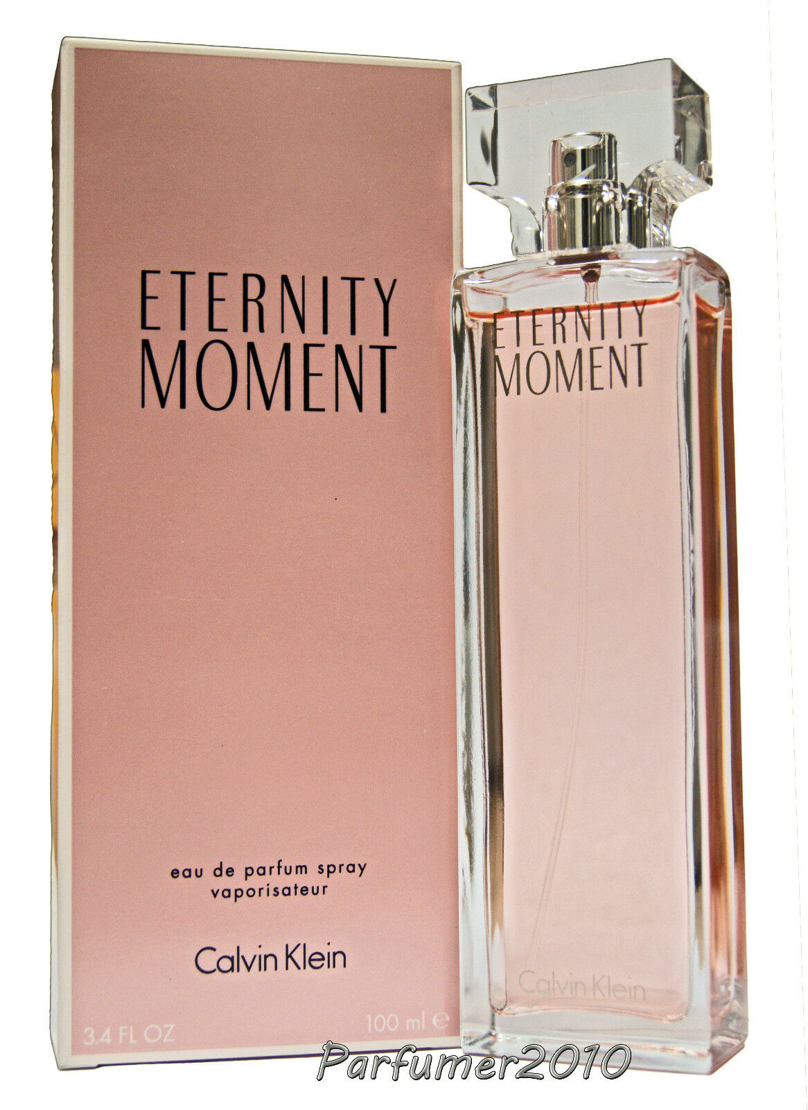 calvin klein eternity moment 100ml edp eau de parfum spray. Black Bedroom Furniture Sets. Home Design Ideas
