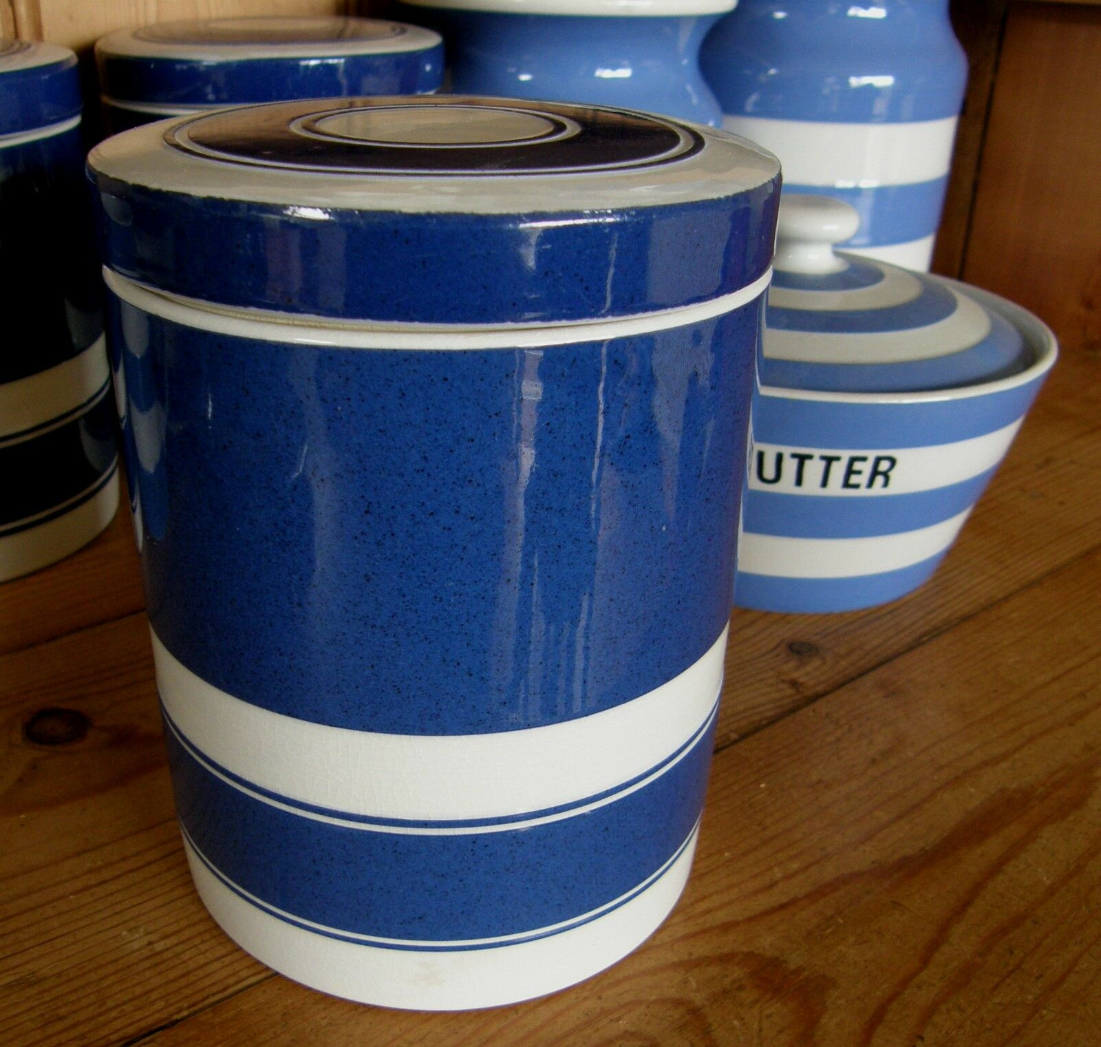 Martin Hunt Channel Islands Pottery