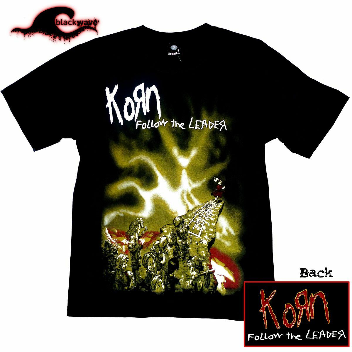 Korn - Follow The Leader - Band T-Shirt
