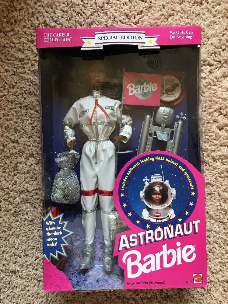 astronaut african american barbie dolls - photo #10