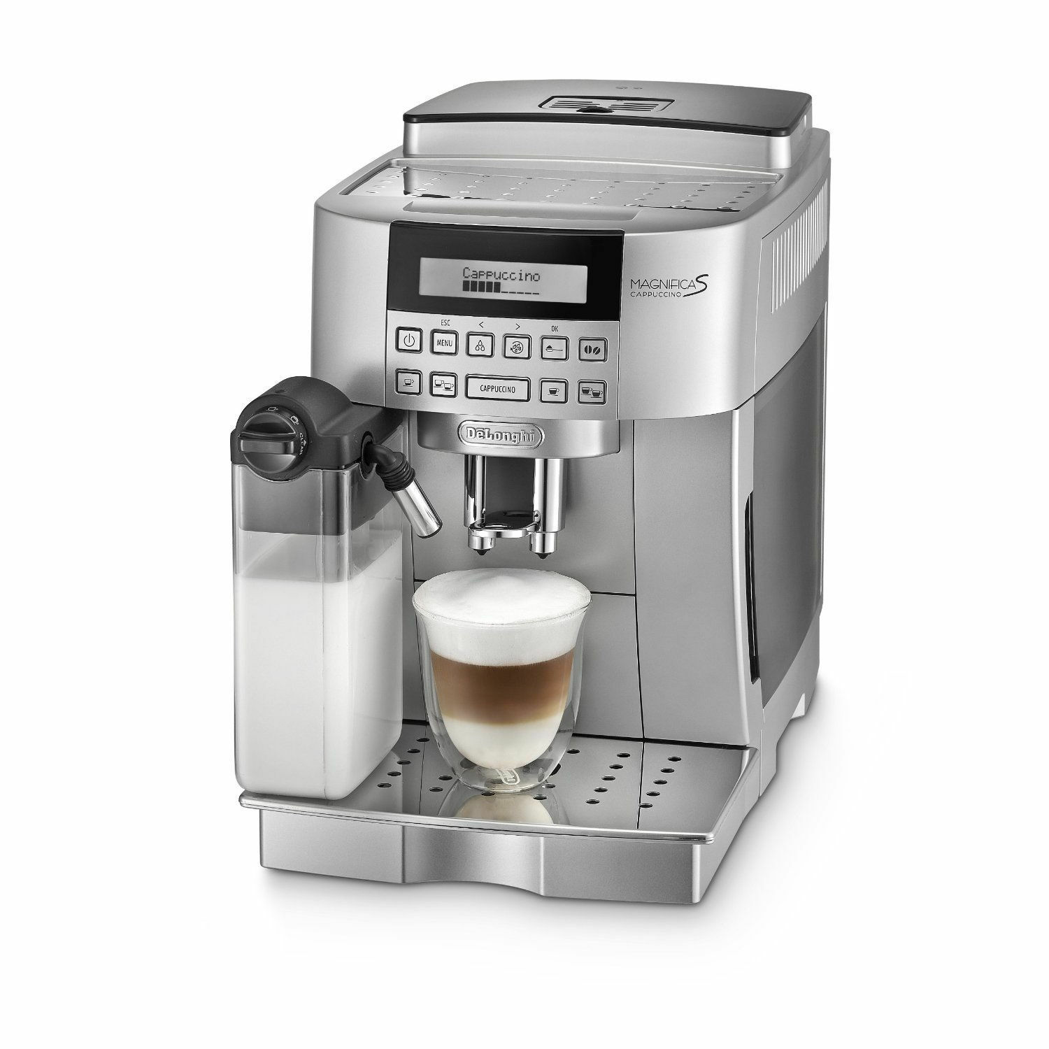 De Longhi ECAM22.360.S Fully Automatic Bean to Cup Coffee Machine, 220W NEW ?489.99 - PicClick UK