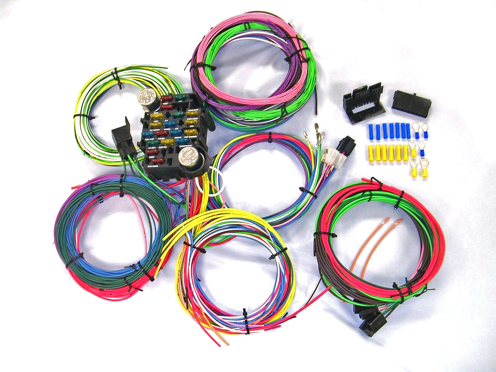 Gearhead 1967 1968 Pontiac Firebird Complete Wire Harness Wiring Kit USA 1  of 1Only 1 available ...