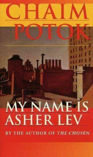 My name is asher lev by potok chaim 299 picclick 1 of 1free shipping fandeluxe Gallery