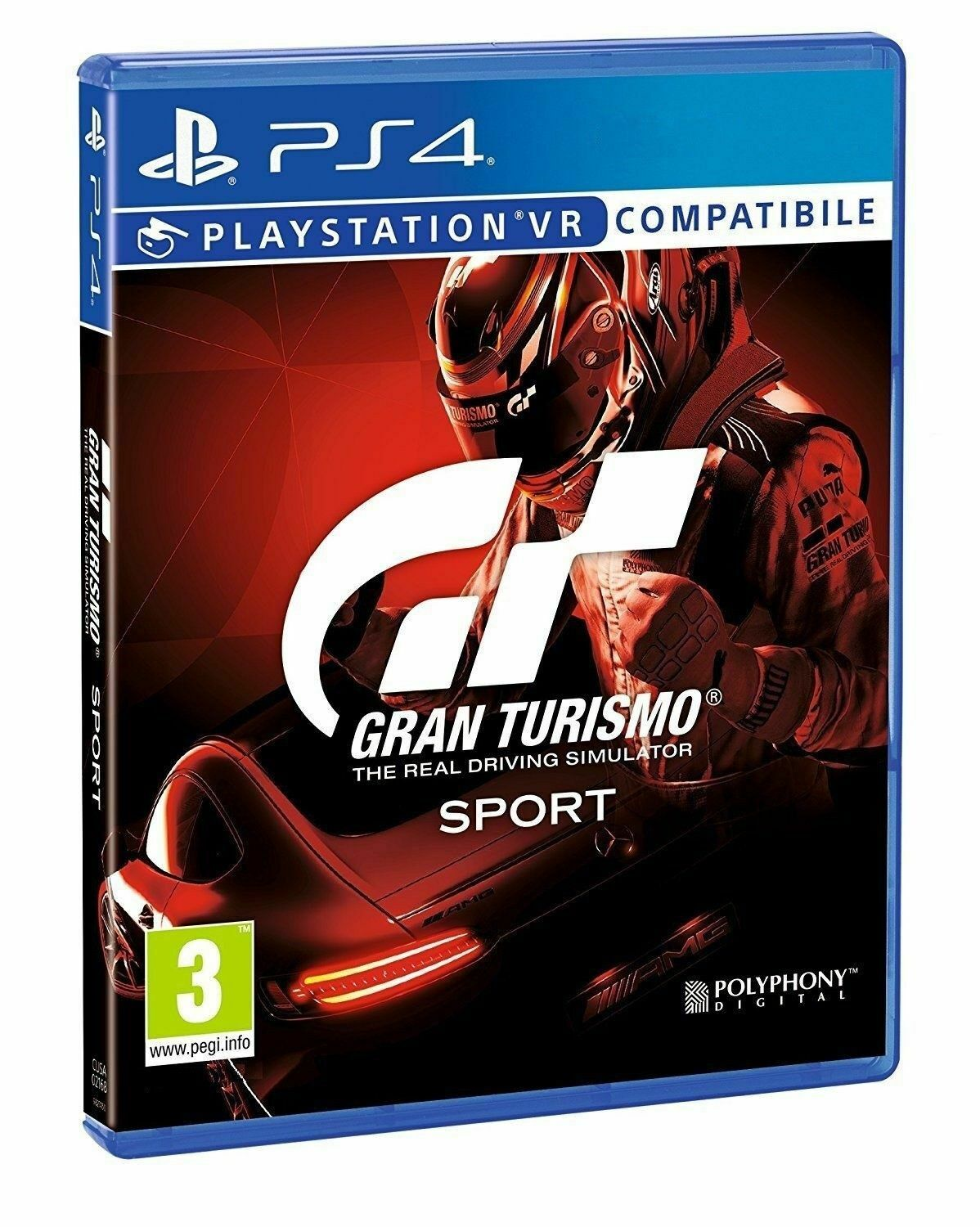 gt sport ps4 videogioco gran turismo 7 sport ps4 italiano play station 4 nuovo eur 28 97. Black Bedroom Furniture Sets. Home Design Ideas