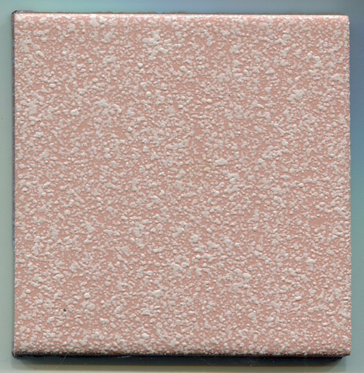Ceramic Tile Pale Pink Speckled About 4x4 Textured Bathroom Kitchen Sample L 1 Of See More