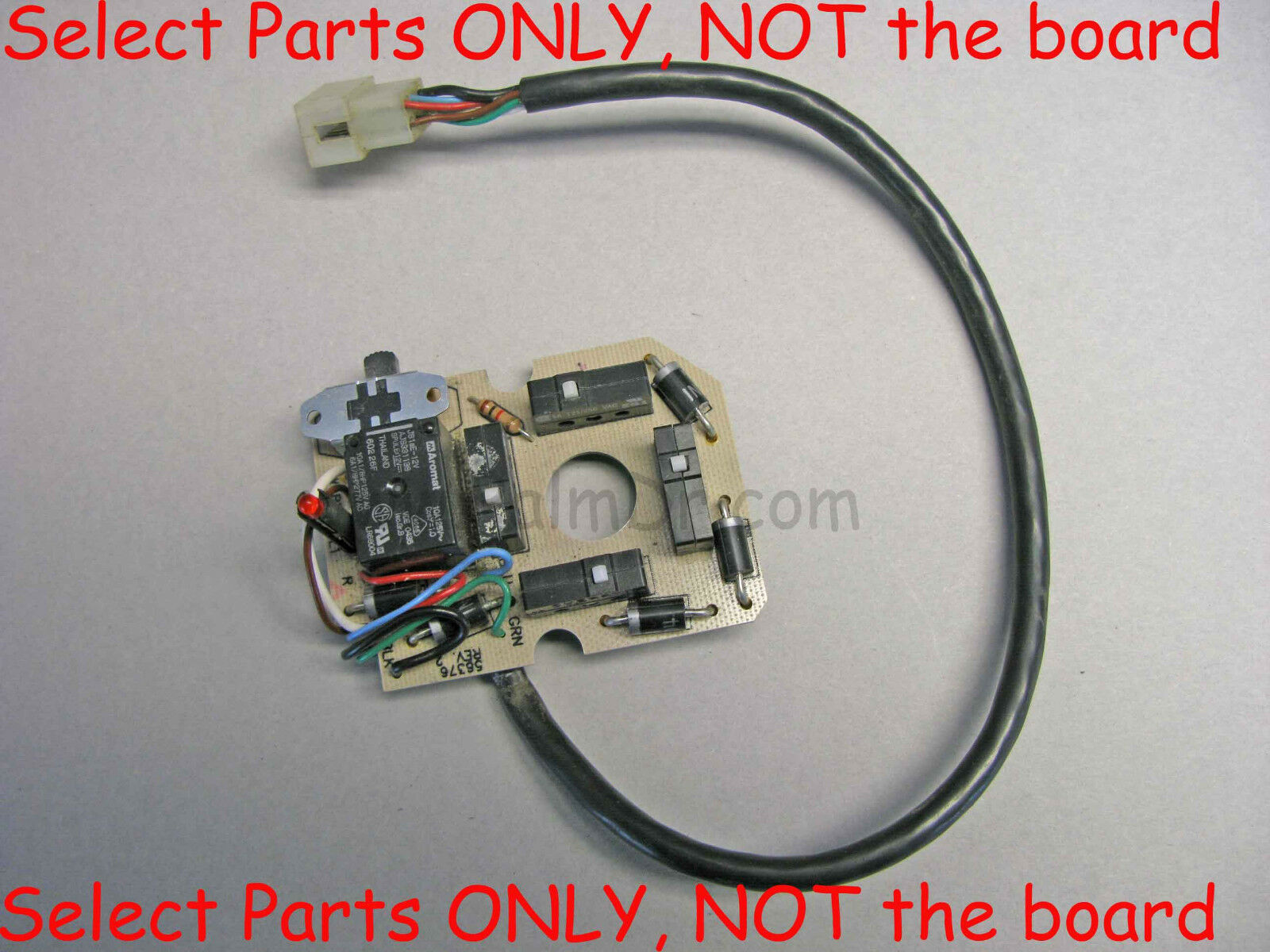 Replacement Parts for Joystick BOARD for Fisher Western plow controller 1  of 2FREE Shipping ...