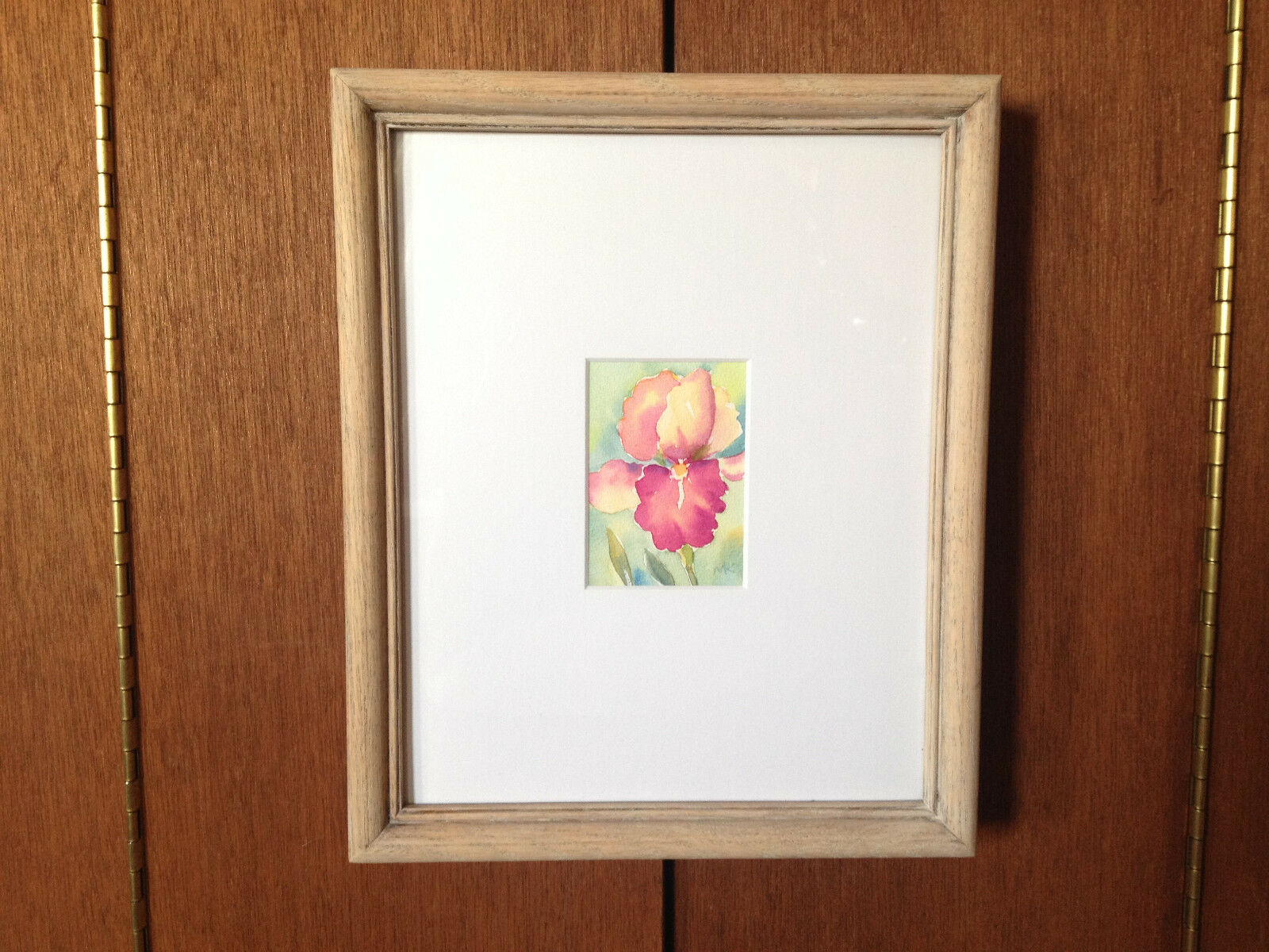 2 ACEO MAT LOT - NEW 8x10 WHITE MATS FOR FRAMING 2.5x3.5 PAINTINGS ...