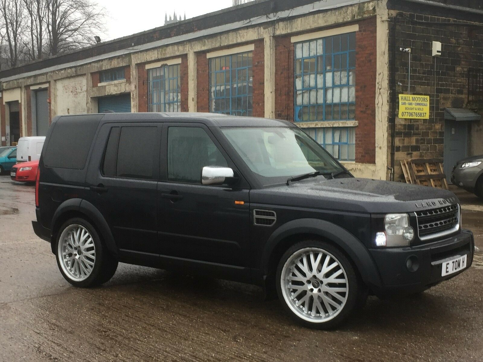 land rover discovery 3 automatic 7 seater tdv6 full leather range rover 4x4 swap 5. Black Bedroom Furniture Sets. Home Design Ideas